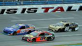 June 22, 2020:  #19: Martin Truex Jr., Joe Gibbs Racing, Toyota Camry Bass Pro Shops / TRACKER ATVs & Boats / USO during the Geico 500 at Talladega Superspeedway in Talladega, AL. (HHP/Harold Hinson)