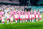 Jeonbuk Hyundai Motors FC (KOR) vs Kitchee SC (HKG) during the AFC Champions League 2018 Group E match at Jeonju World Cup Stadium on 18 April 2018, in Jeonju, South Korea. Photo by Yu Chun Christopher Wong / Power Sport Images
