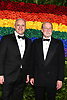 Phil Santora and Robert Kelly attend the 2019 Tony Awards on June 9, 2019 at Radio City Music Hall in New York, New York, USA.<br /> <br /> photo by Robin Platzer/Twin Images<br />  <br /> phone number 212-935-0770
