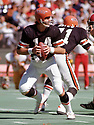 Cincinnati Bengals Ken Anderson (15) during a game from his 1974 season with the Cincinnati Bengals. Ken Anderson played for 16 years, all with the Cincinnati Bengals, was a 4-time Pro Bowler and the 1981 NFL MVP.<br /> (SportPics)