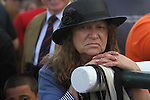 September 20, 2014:  Scenes from Pennsylvania Derby Day at Parx Racing in Bensalem, PA.  Joan Fairman Kanes/ESW/CSM