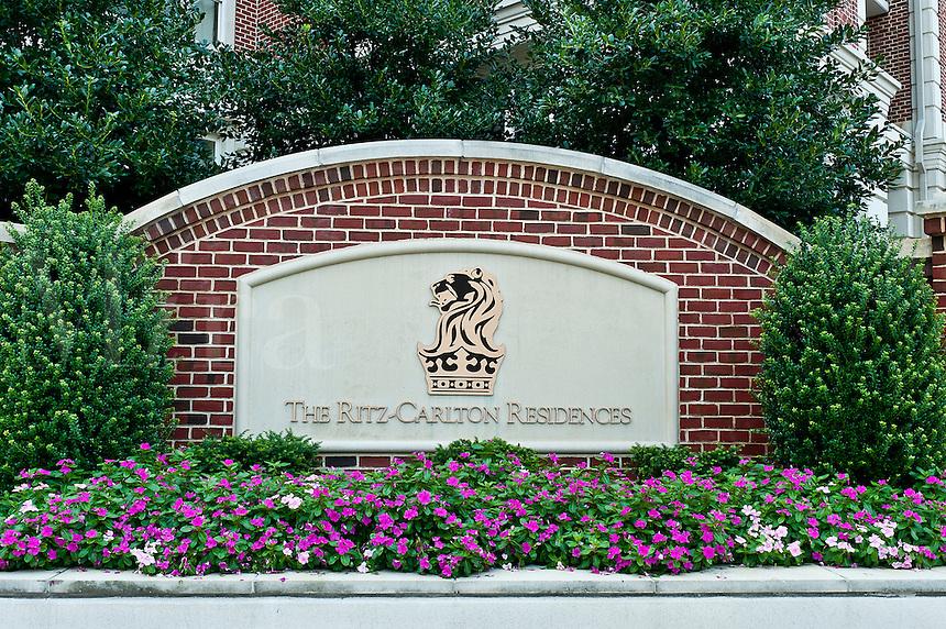 Ritz Carlton Residences, Inner Harbor, Baltimore, Maryland