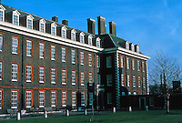Sir Christopher Wren: Royal Hospital Chelsea, 1682-91. Southern Wing. Photo '79.