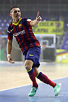 2013-12-12-FC Barcelona Alusport vs Inter Movistar: 4-3.