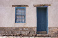 Blue Viga Door and Window - Arizona<br /> (H)