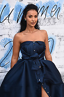 Maya Jama<br /> arriving for The Summer Party 2019 at the Serpentine Gallery, Hyde Park, London<br /> <br /> ©Ash Knotek  D3511  25/06/2019