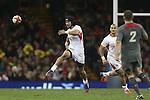 Latiume Fosita<br /> Dove Men Series 2013<br /> Wales v Tonga<br /> Millennium Stadium - Cardiff<br /> 22.11.13<br /> ©Steve Pope-SPORTINGWALES