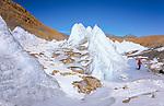 Damodar Glacier, Nepal, 2008.
