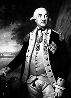 Baron Frederick Wilhelm von Steuben.  Copy of painting by Ralph Earl.  (George Washington Bicentennial Commission)<br /> Exact Date Shot Unknown<br /> NARA FILE #:  148-GW-76A<br /> WAR & CONFLICT BOOK #:  59