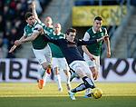 Blair Alston scores for Falkirk