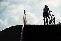 Lotte Kopecky (BEL/Liv Racing) <br /> <br /> Women's Elite Race<br /> Belgian National CX Championships<br /> Meulebeke 2021<br /> <br /> ©kramon