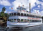 USA, Florida, Fort Lauderdale: Jungle Queen Riverboat   USA, Florida, Fort Lauderdale: Jungle Queen Riverboat