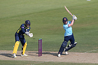 Adam Wheater hits 4 runs for Essex during Hampshire Hawks vs Essex Eagles, Royal London One-Day Cup Cricket at The Ageas Bowl on 22nd July 2021