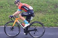 22nd May 2021, Monte Zoncolan, Italy; Giro d'Italia, Tour of Italy, route stage 14, Cittadella to Monte Zoncolan; 57 TRATNIK Jan SLO