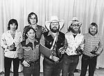 Charlie Daniels Band 1980 Grammy Awards....