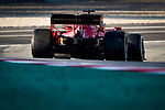 Scuderia Ferrari Mission Winnow, Charles Leclerc, takes part in the tests for the new Formula One Grand Prix season at the Circuit de Catalunya in Montmelo, Barcelona. February 19, 2020 (ALTERPHOTOS/Javier Martínez de la Puente)