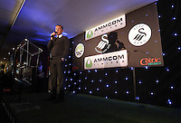 Pictured: Manager Garry Monk Wednesday 20 May 2015<br />