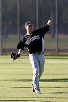 Tyler Matzek - Colorado Rockies 2009 Instructional League. .Photo by:  Bill Mitchell/Four Seam Images..