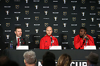 2017 MLS Cup Press Conference, December 7, 2017