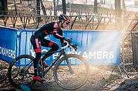 Denise Betsema (NED/Pauwels Sauzen-Bingoal)<br /> <br /> 2021 GP Sven Nys in Baal (BEL)<br /> <br /> ©kramon