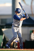 February 20, 2009:  Infielder Michael Rogers (11) of Seton Hall University during the Big East-Big Ten Challenge at Jack Russell Stadium in Clearwater, FL.  Photo by:  Mike Janes/Four Seam Images