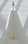 Lobby detail of Peabody Essex Museum in Salem, MA