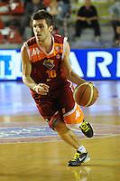 Gordic Roma.Roma, 16/04/2012 PalaTiziano.Basket Campionato di Pallacanestro serie A1.Acea Roma vs Banca Tercas Teramo.Foto Insidefoto Antonietta Baldassarre