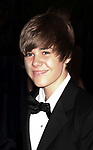 Justin Bieber.arriving for the 2010 White House Correspondents Dinner May 1, 2010 at the Washington Hilton Hotel in Washington, DC.  May 1, 2010.© Walter McBride /