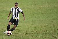 Rio de Janeiro (RJ), 25/04/2021 - BOTAFOGO-MACAÉ - Rickson. Partida entre Botafogo e Macaé, válida pela decima primeira rodada da Taça Guanabara, realizada no Estádio Nilton Santos (Engenhão), no Rio de Janeiro, neste domingo (25).