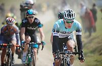 111th Paris-Roubaix 2013..Gert Steegmans (BEL).