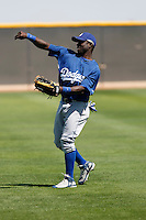 Jovanny Rosario - Los Angeles Dodgers - 2009 spring training.Photo by:  Bill Mitchell/Four Seam Images