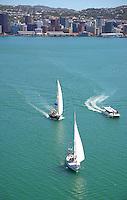 131114 Greenpeace Flotilla Yachts