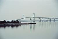 A still morning in Newport Harbor