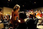 Festival Uzes Danse 2010<br /> PUTTIN' ON A SHOW<br /> Direction artistique : Mark Tompkins<br /> Choregraphie, danse et chant : Les EX.E.R.CES, Nadia Beugre, Bryan Campbell, Magdalena Chowaniec, Jean-Philippe Derail, Ido Feder, Kathrin Felzmann, Javan G. de Chavigny, Mathieu Grenier, Boris Hennion, Hai-Wen Hsu, Dina Khuseyn, David Marques, Ana Pi, Emmanuelle Santos, Bahar Temiz<br /> Le 17/06/2010<br /> Salle de l'ancien Evêché, Uzès<br /> © Laurent Paillier / photosdedanse.com<br /> All rights reserved