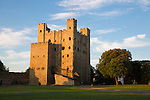 United Kingdom, England, Kent, Rochester: Rochester Castle | Grossbritannien, England, Kent, Rochester: Rochester Castle