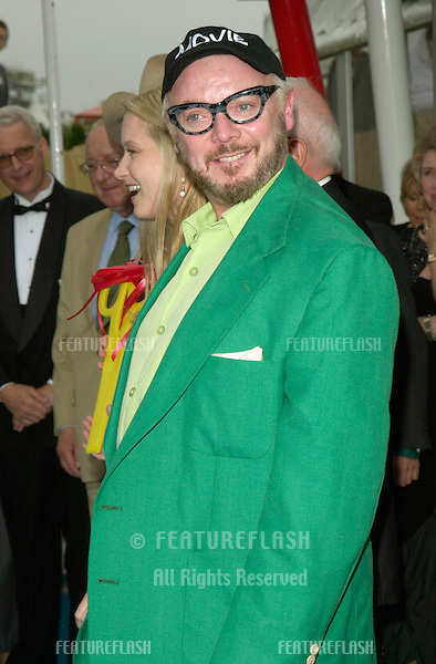 13MAY2000: Actor BUD CORT at the Cannes Film Festival where he opened the American Pavilion..© Paul Smith / Featureflash