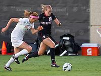 Stanford Women's Soccer vs. Boston University, September 7, 2012