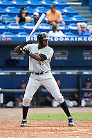 April 25 2010: Calvin Anderson (45) of the Bradenton Marauders during a game vs. the St. Lucie Mets  at Digital Domain Park in Port St. Lucie, Florida. St. Lucie, the Florida State League High-A affiliate of the New York Mets, won the game against Bradenton, affiliate of the Pittsburgh Pirates, by the score of 5-4  Photo By Scott Jontes/Four Seam Images