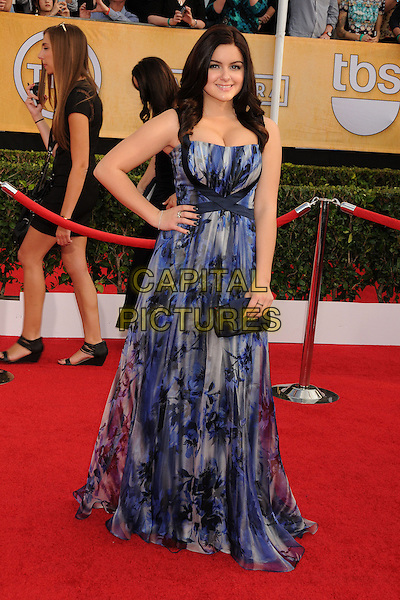 18 January 2014 - Los Angeles, California - Ariel Winter. 20th Annual Screen Actors Guild Awards - Arrivals held at The Shrine Auditorium. Photo Credit: Byron Purvis/AdMedia<br /> CAP/ADM/BP<br /> ©Byron Purvis/AdMedia/Capital Pictures