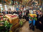 Vespers service with His Holiness Irinej to venerate the relics of St. Mardarije of Libertyville, St. Sava Church<br /> <br /> #NGMWADiocese<br /> #GlorificationStMardarije, #Chicago, #PatriarchIrinej, #MetropolitanAmphiloije<br /> #SerbianOrthodoxChurch<br /> #www.stsavamonastery.org