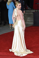 "Camilla Kerslake<br /> at the ""Murder on the Orient Express"" premiere held at the Royal Albert Hall, London<br /> <br /> <br /> ©Ash Knotek  D3344  03/11/2017"