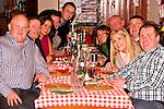 Coast Guard Christmas Le Pizzeria 10-12-11