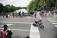 Michael Storer (AUS/DSM)<br /> <br /> 104th Giro d'Italia 2021 (2.UWT)<br /> Stage 1 (ITT) from Turin to Turin (8.6 km)<br /> <br /> ©kramon