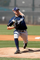 Evan Frederickson - Milwaukee Brewers - 2009 spring training.Photo by:  Bill Mitchell/Four Seam Images