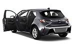 Car images of 2021 Toyota Corolla-Hatchback SE 5 Door Hatchback Doors