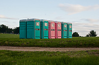 """""""OH-MY - SOME PINK ONES POP-UP"""" 2012 GBR-Bramham International Horse Trial: Wednesday Set Up and a quick look around the grounds..."""