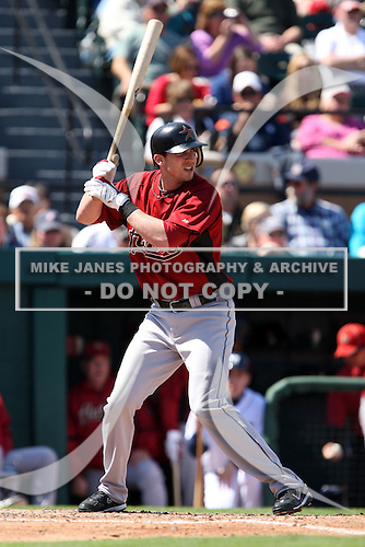 March 5, 2010:  Shortstop Tommy Manzella of the Houston Astros during a Spring Training game at Joker Marchant Stadium in Lakeland, FL.  Photo By Mike Janes/Four Seam Images
