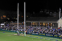 General view during the LV= Cup semi final match between Bath Rugby and Leicester Tigers at The Recreation Ground, Bath (Photo by Rob Munro, Fotosports International)
