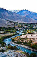 The Panjshir Valley is located 150 km north of Kabul and is home to the famous freedom fighter Ahmad Shah Massoud.