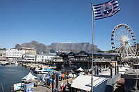 South Africa,Cape town, Victoria & Alfred Waterfront, the Cape Wheel